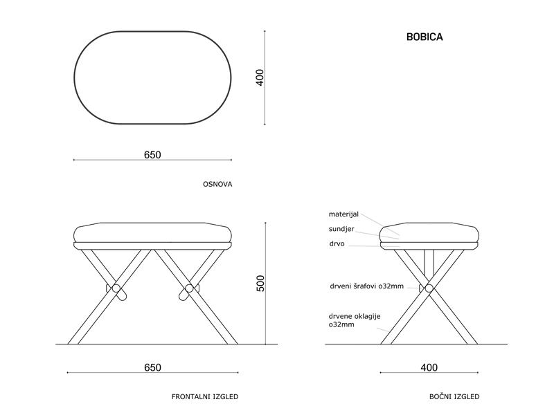 Bob stool