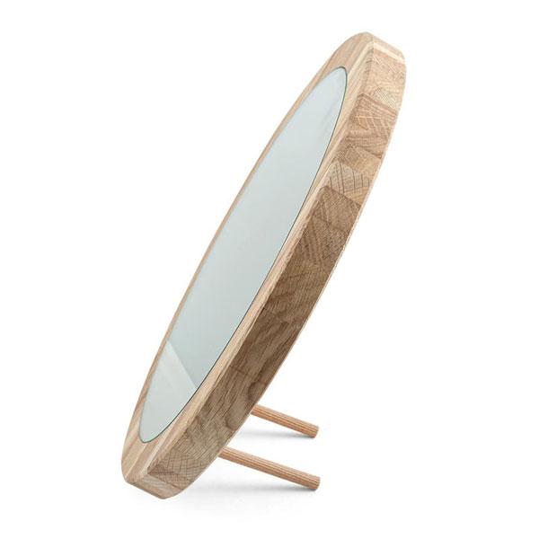 Wooden Mirror 31,5