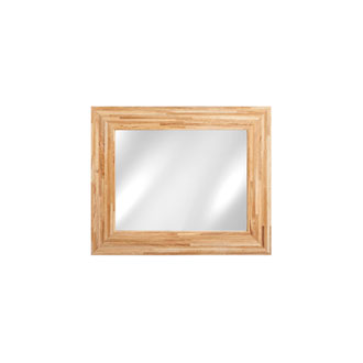 Big mirrors Wooden frame