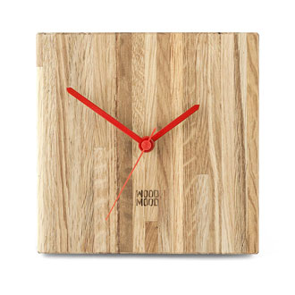 Small Clocks - Oak