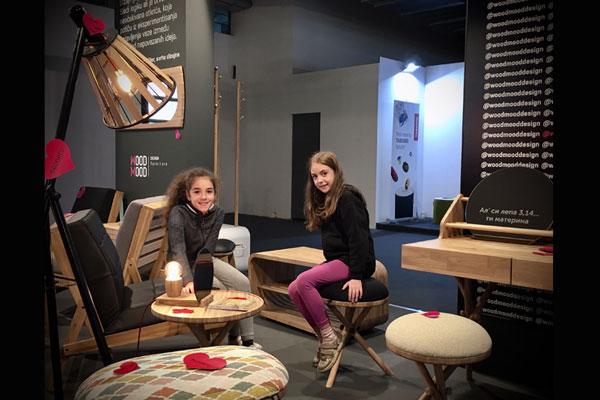 Furniture fair Belgrade / November 2019