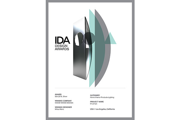 International Design Award / February 2019
