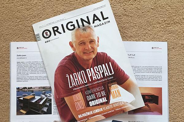 Original Magazine  / October 2018