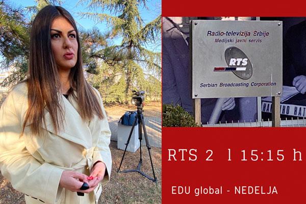 EDU global - TV show / February 2020