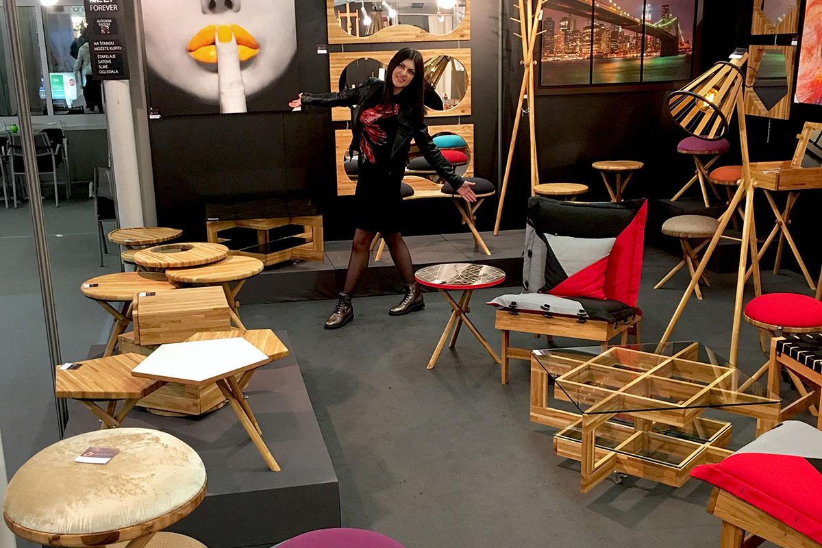 Furniture fair Belgrade / November 2016