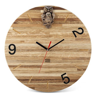 Owl - Big clocks